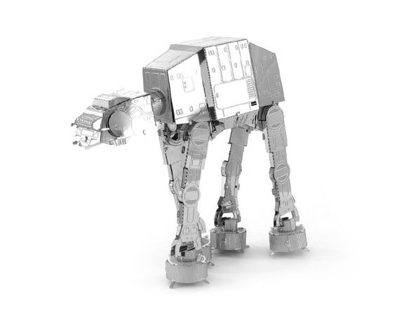AT-AT 3D DIY Metal Sculpture