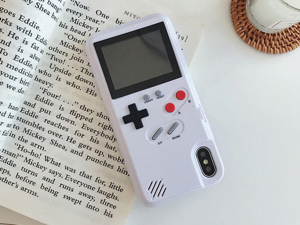 GAMECASE: 36-in-1 Retro Gaming Case for iPhone