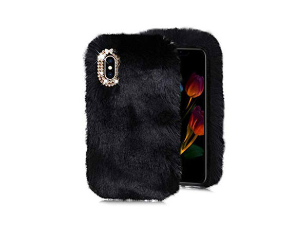 Fur Apple iPhone X Case