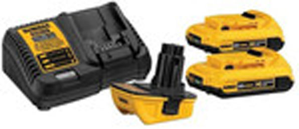 DEWALT DCA2203C 18-20V ADAPTER - Product Image