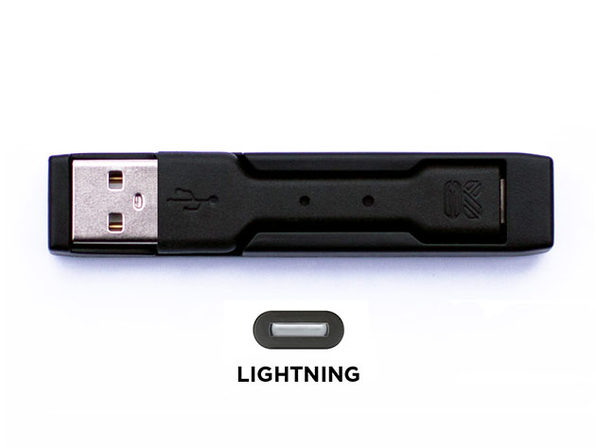 Keyport Anywhere Tools WeeLINK™ Kit (USB to Lightning)