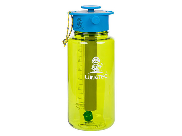 Lunatec 1L Hydration Spray Water Bottle (Green)