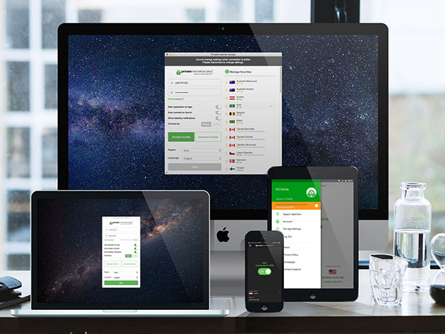 Private Internet Access Vpn 2 Yr Subscription Stacksocial