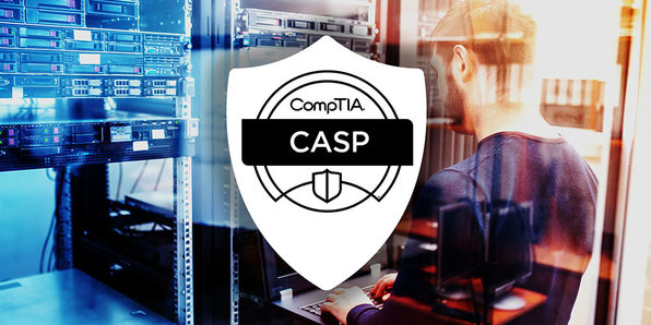 CompTIA Advanced Security Practitioner (CASP) - Product Image