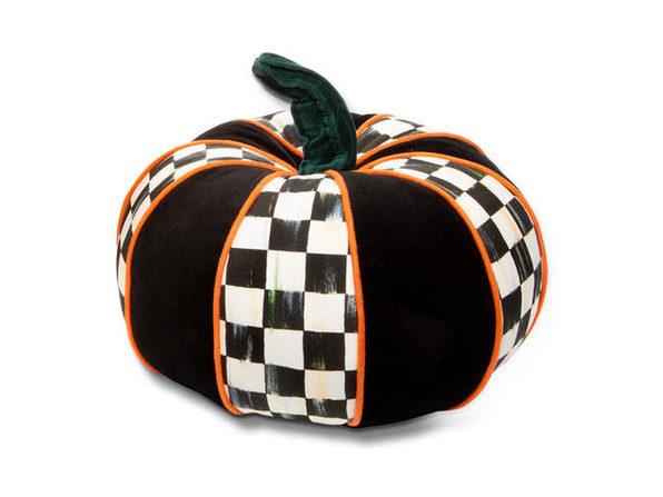 MacKenzie-Childs Pumpkin Pillow - Small