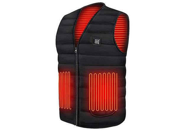 Electric Heated Cotton Vest (Medium)