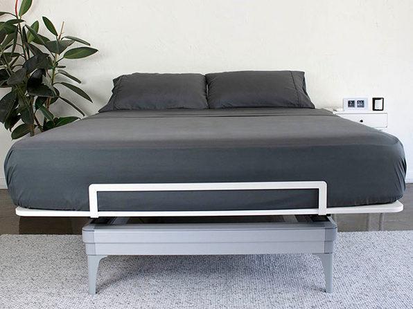 Yaasa Gray Microfiber Sheet Set - King - Product Image