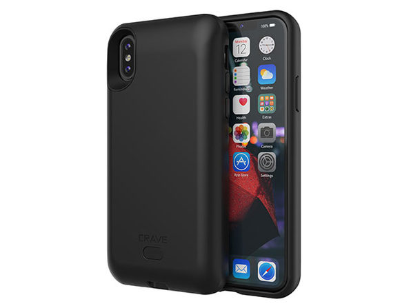 Crave PWR Wireless iPhone Case (iPhone X)