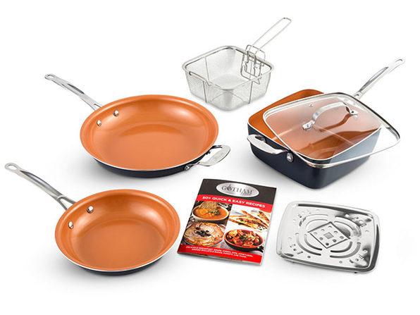 Gotham Steel™ Cookware Set