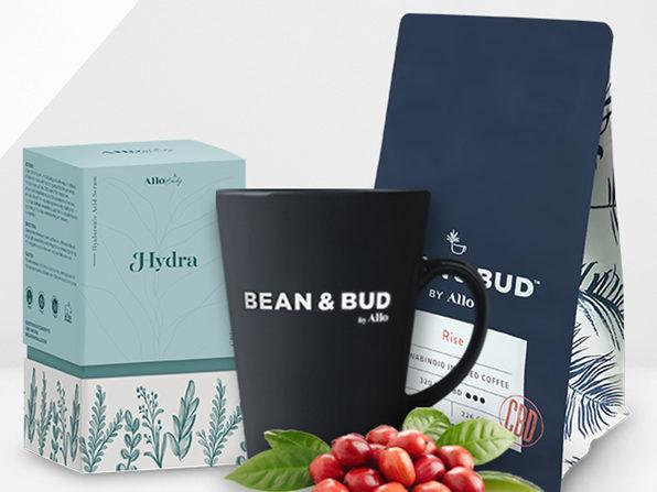 Hydra Serum + Rise Coffee + B&B Coffee Mug - Product Image