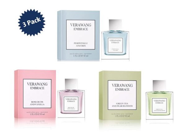 Vera Wang Embrace Perfume Bundle  - Product Image