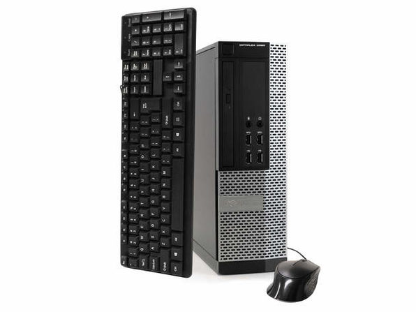 Dell OptiPlex 9020 Desktop PC, 3.2GHz Intel i5 Quad Core Gen 4, 16GB RAM, 1TB SATA HD, Windows 10 Home 64 Bit (Grade B)