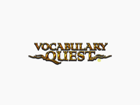 Vocabulary Quest eLearning Game (Windows/PC)