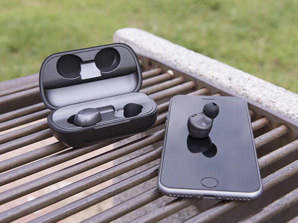 Brio Phantom X7 True Wireless Earbuds + Charging Case