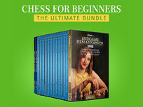 Chess for Beginners: The Ultimate Course Bundle - Product Image