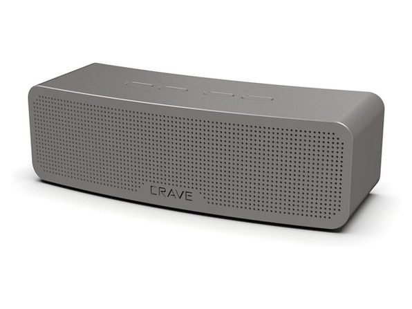 Crave Curve CRVC20w101 Wireless Intelligent Speaker (Like New, Damaged Retail Box)