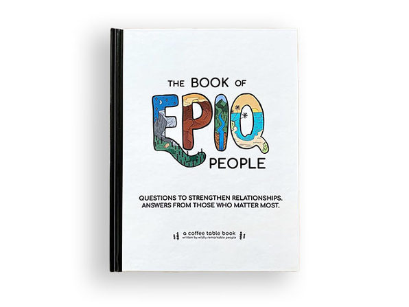 The Book of Epiq People + Surprise Gift