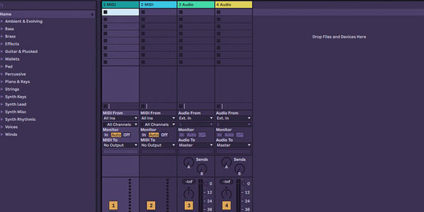 Ableton Live Hacks I: Creating Ideas - Product Image