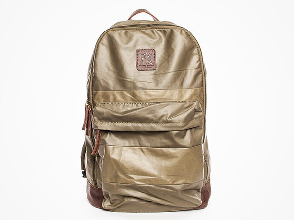Paul Water-Resistant Backpack (Olive)