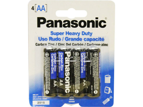 Panasonic AA (4pk) ---(Package Of 4) - Product Image