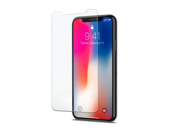 Screen Protector for iPhone X & iPhone Xs Invincible Crack Proof Tempered Glass
