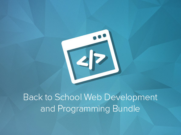 Back to School Web Development & Programming  - Product Image