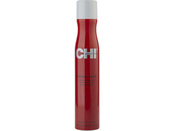 CHI by CHI HELMET HEAD HAIR SPRAY 10 OZ for UNISEX ---(Package Of 3) - Product Image