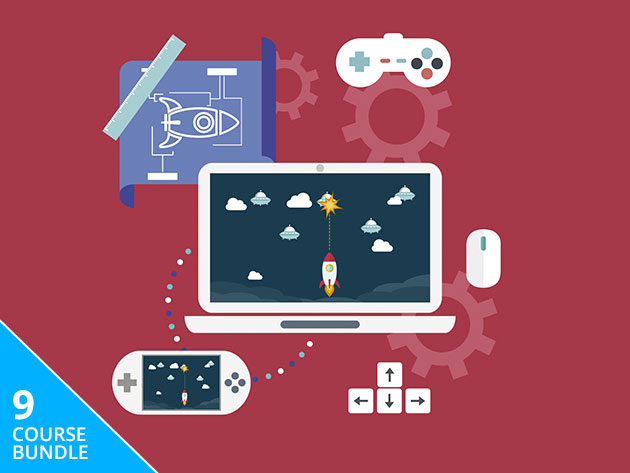 Zero to Hero Game Developer Bundle | StackSocial