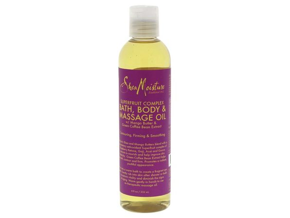 Superfruit Complex Bath-Body & Massage Oil, Unisex,  8 oz, Multi-Colored - Product Image