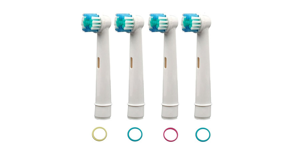 Oral-B Compatible Replacement Toothbrush Heads: 12-Pack, on sale for $11.86 when you use coupon code MERRY15 during checkout