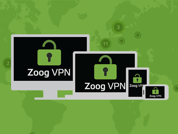 Zoog VPN: 5-Yr Subscription