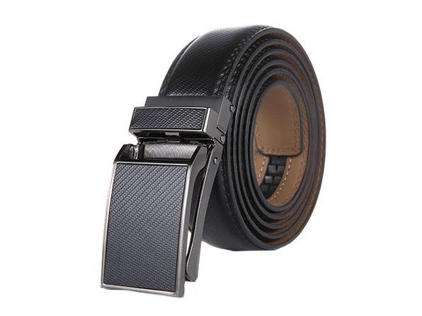"Pattern Design LINXX Ratchet Belt – Onyx (38"" to 54"" Waist)"