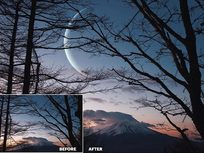 Luminar Ad-on Pack: Amazing Planets - Product Image