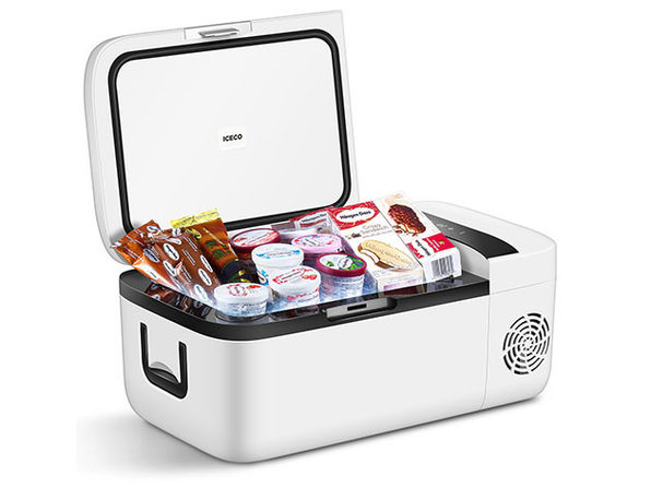 ICECO Go12: 12.8L Mini Portable Freezer