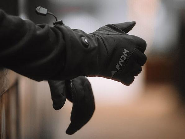 7V Heated Windblocker SL Gloves (Extra Small)