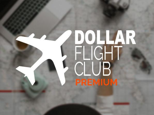 Dollar Flight Club Premium: 1-Yr Subscription