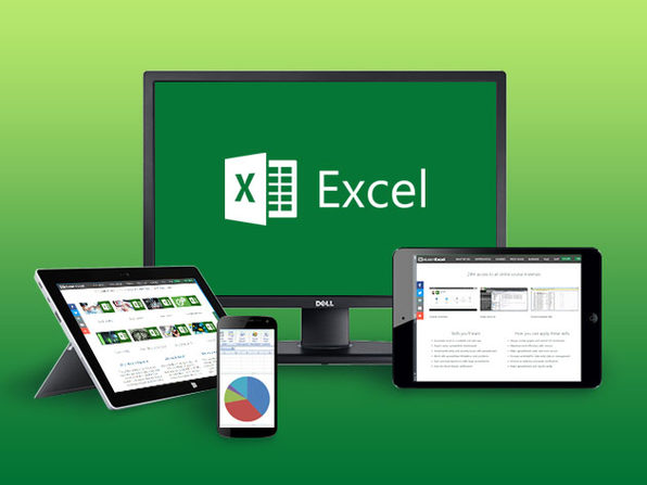 eLearnExcel Microsoft Excel Mastery School Discount Course
