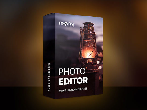 Movavi Photo Editor for Windows