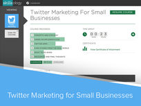 Twitter Marketing for Small Businesses - Product Image