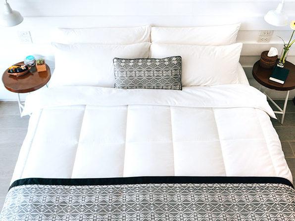 SöMN Kömforte Dual Zone Comforter (White/King)