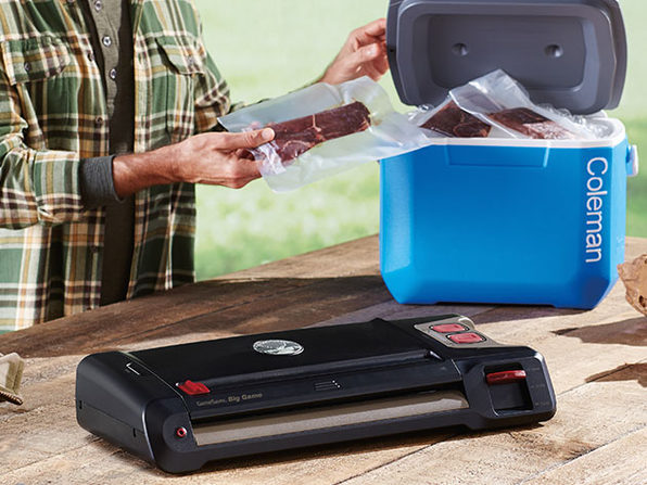FoodSaver® GameSaver® Big Game Plus Vacuum Sealer
