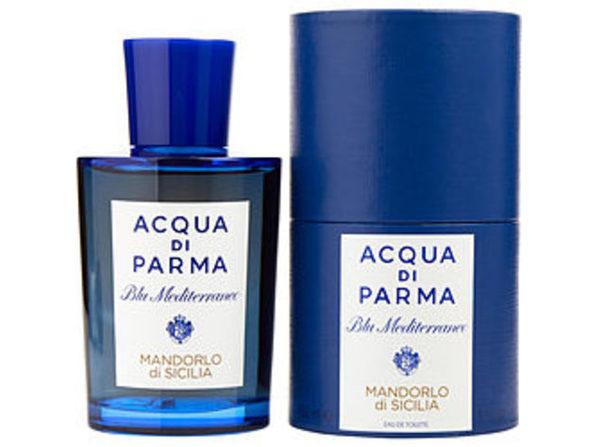 Acqua Di Parma Blue Mediterraneo By Acqua Di Parma Mandorlo Di Sicilia Edt Spray 5 Oz For Men (Package Of 5) - Product Image
