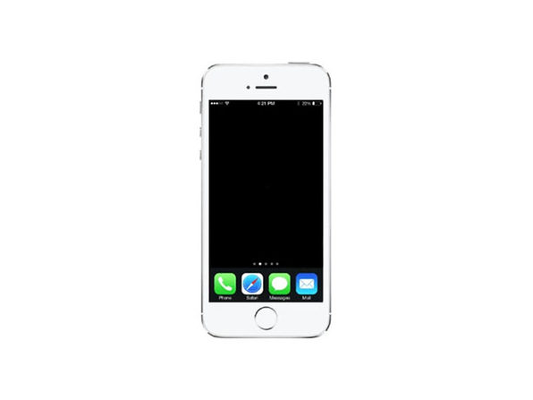 Refurbished iPhone 5s 16 GB White - Fair Condition - Product Image