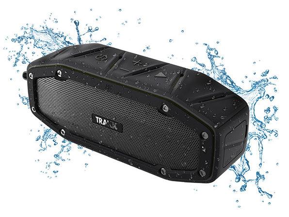 Trakk Bullet Ultra Compact Waterproof Bluetooth Speaker