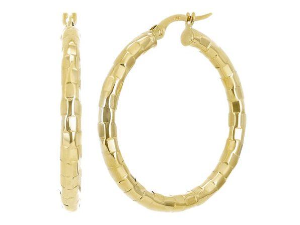 Christian Van Sant Italian 14k Yellow Gold Earrings - CVE9H91