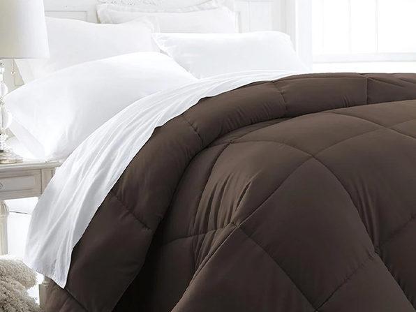 Down Alternative Comforter - ChocolateKing - Product Image