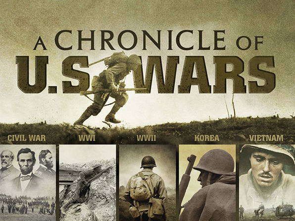 movieSPREE: A Chronicle of U.S. Wars