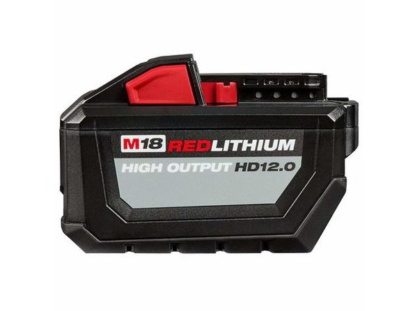 Milwaukee 48111812 M18™ Redlithium High Output HD12.0 Battery Pack