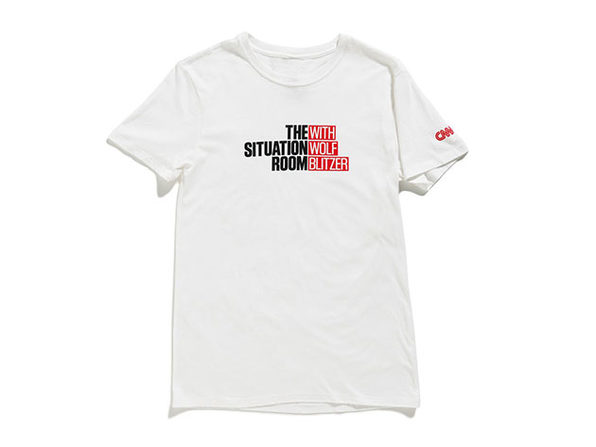 The Situation Room Tee White