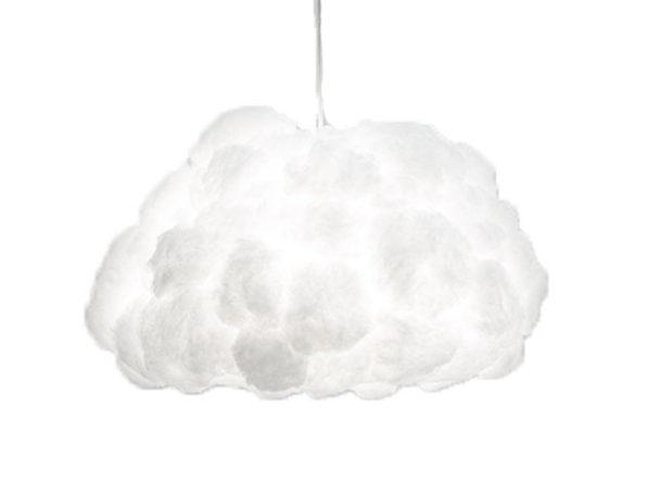 Lampshade Cloud (Small/Pendant)